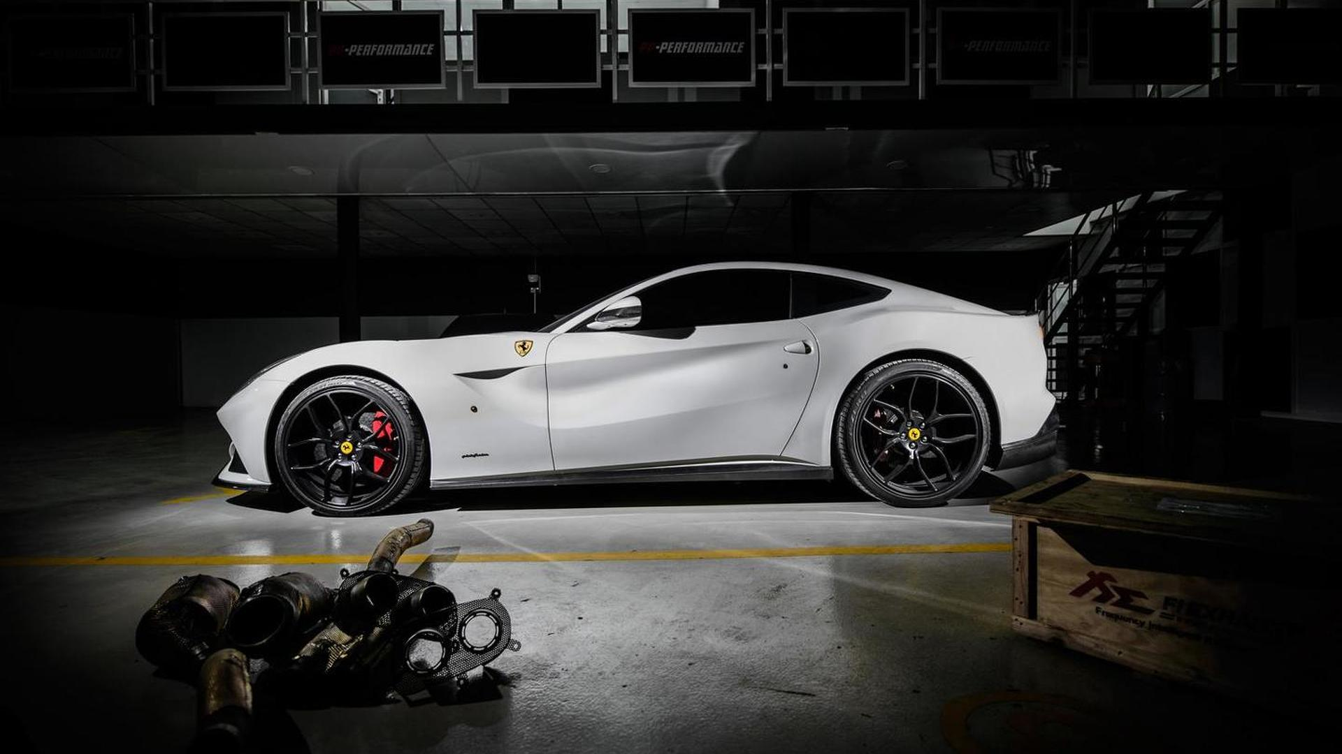 Ferrari F12 Berlinetta Upgraded To 795 Hp By Pp Performance