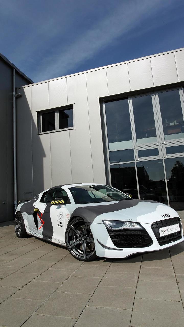 Audi R8 by mbDESIGN