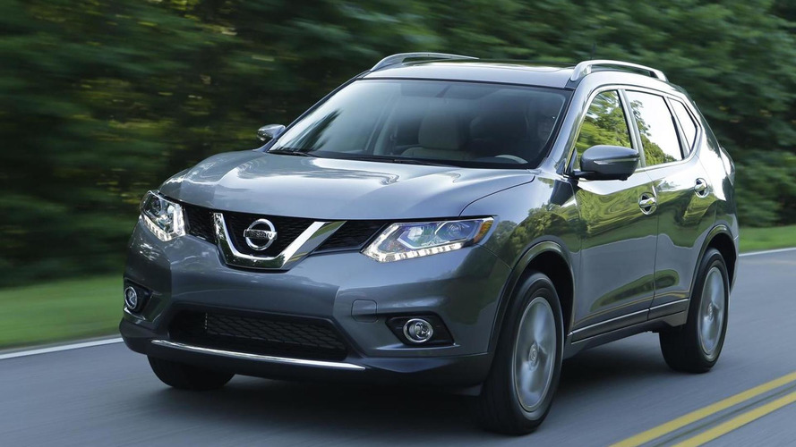 2016 Nissan Rogue unveiled with new options & upgraded technology