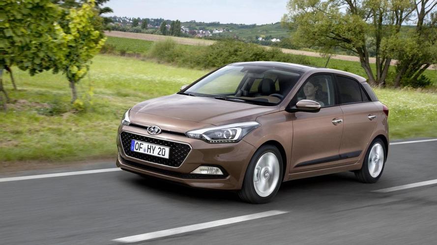 Hyundai i20 UK pricing announced, starts at 10,695 GBP