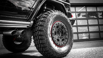 Mercedes-Benz G63 AMG by mcchip-dkr