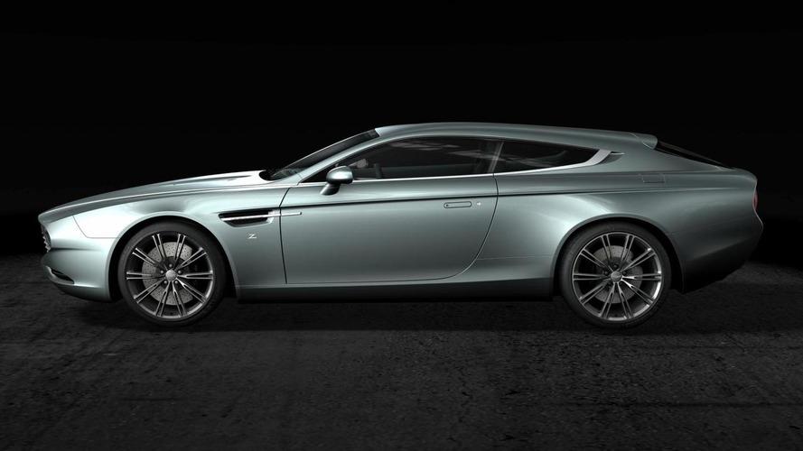 Aston Martin Virage Shooting Brake Zagato resmen tanıtıldı