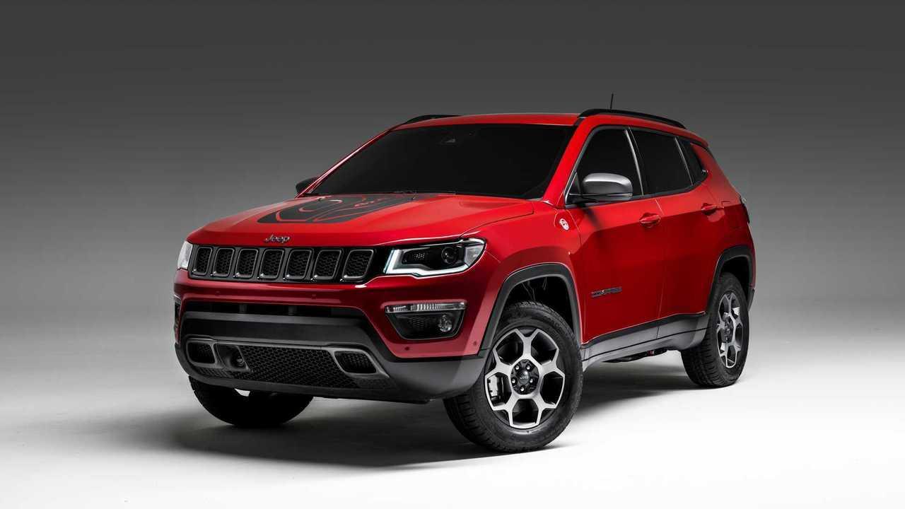 Jeep Renegade, Compass Plug-In Hybrids Revealed: 31 Miles Of EV Range