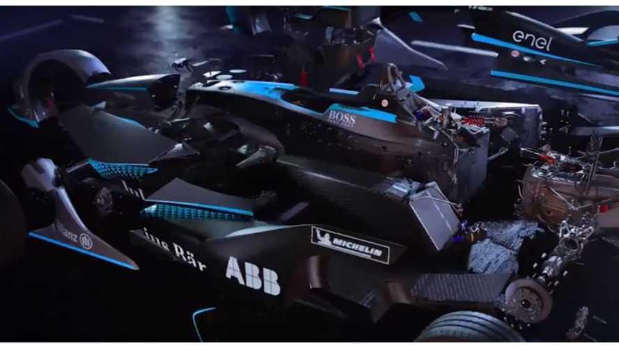 Formula E: Let's Look Inside The Gen 2 In CGI
