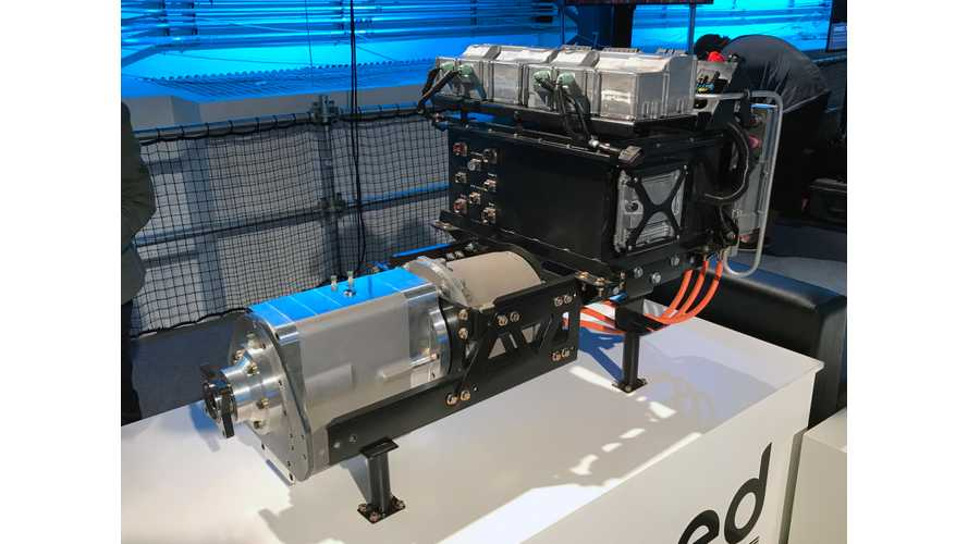 Ecotuned Ready To Convert Ford Trucks To Electric, Like A 48-kWh F-150