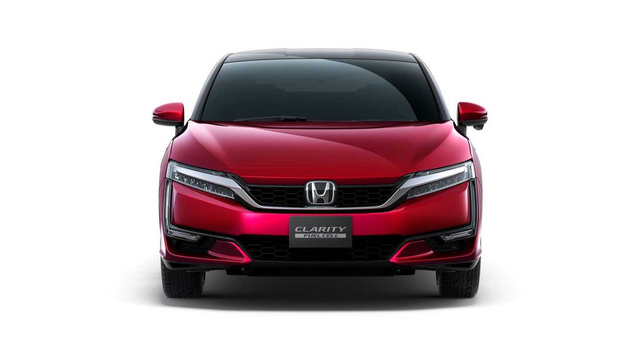 Report: All-Electric Honda Clarity To Have Just 80 Miles Of Range, Priced Around $35,000