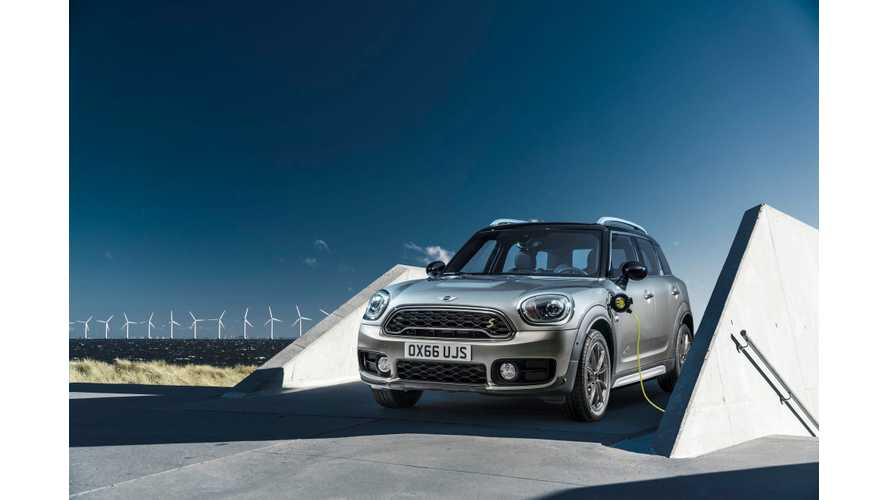 MINI Cooper S E Countryman ALL4 On Sale June 24, Starting At £31,585