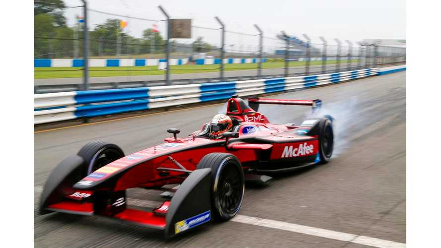 Formula E Gets Power Boost For Season 2 - Output Jumps From 150 kW to 170 kW