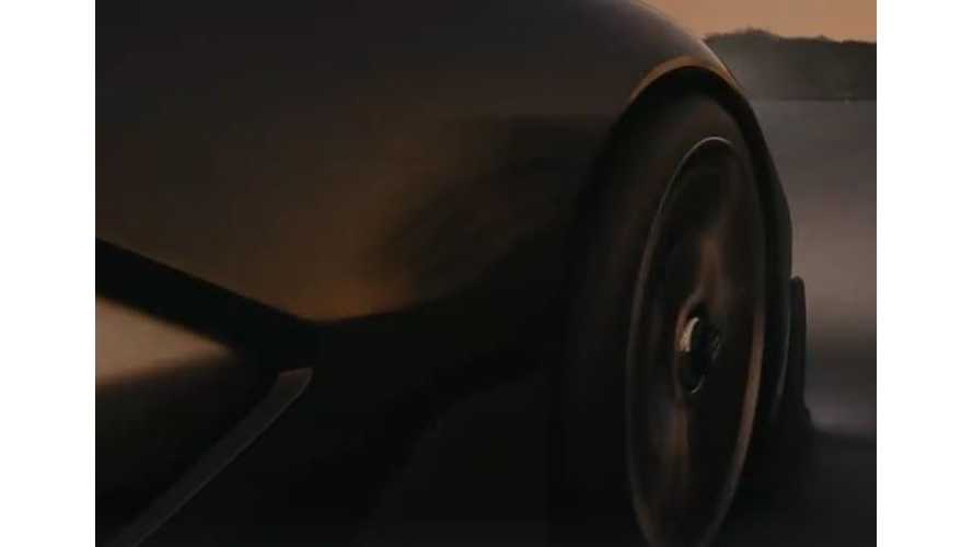 Faraday Future Releases Electric Concept Car Teaser Video