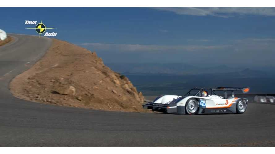 2015 Pikes Peak Winner - eO PP100 Shines In This Year Qualifications (w/videos)