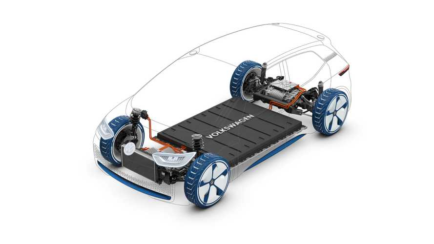 Volkswagen Discusses MEB Electric Platform - Long-Range, Open Design, Cheap To Build