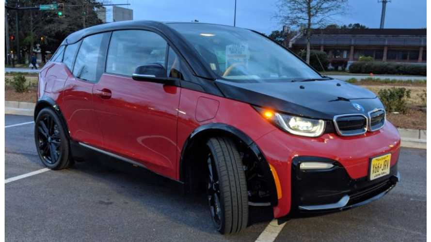 Comprehensive Test Drive Review: 800 Miles In A 2018 BMW i3S REx