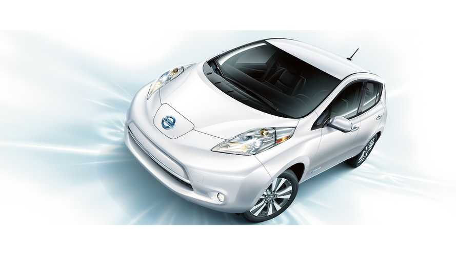 Nissan Dealer Leaks Info On 2016 LEAF - Two Battery Sizes To Be Offered