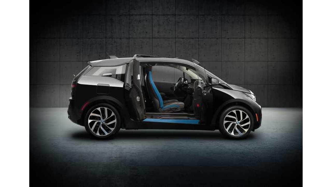 BMW To Improve i3 Drivetrain Efficiency For Slight Bump In Range