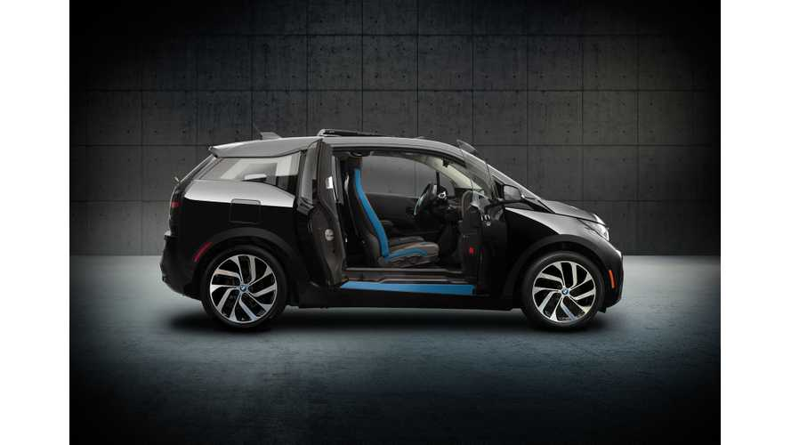 BMW To Improve i3 Drivetrain Efficiency For Slight Bump In Range
