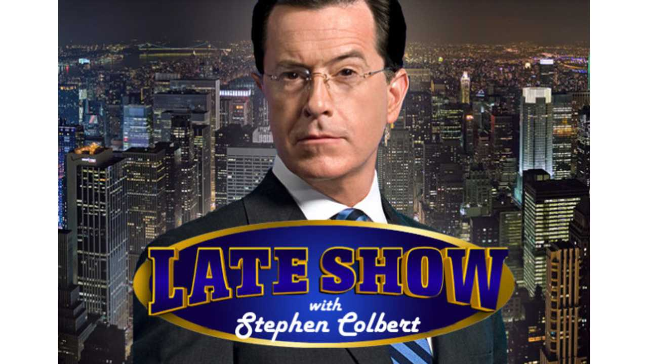 Elon Musk To Appear On The Late Show With Host Stephen Colbert On September 9