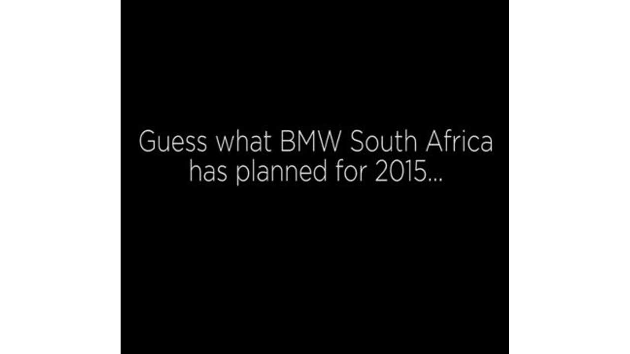 BMW i8 Teased For South Africa Arrival In 2015 - Video