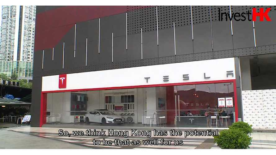 Tesla Model S - Hong Kong - Importance Discussion 1