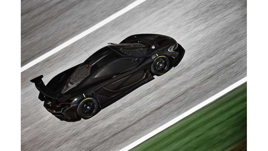 Wallpaper Wednesday: McLaren P1 GTR