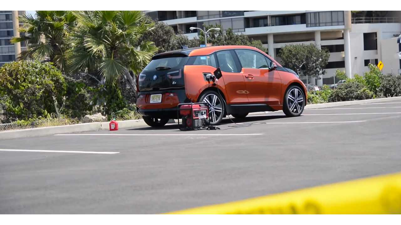 BMW i3 - Gadget Review - Gas Generator Charger