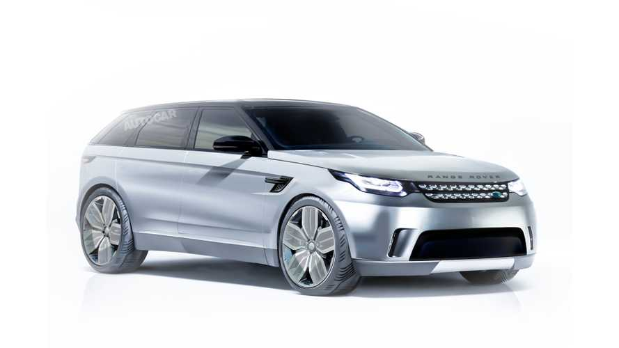 Electric Range Rover Under Consideration