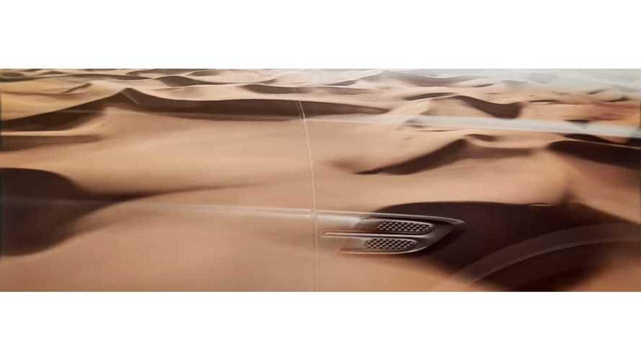 Bentley PHEV SUV Gets A Name -