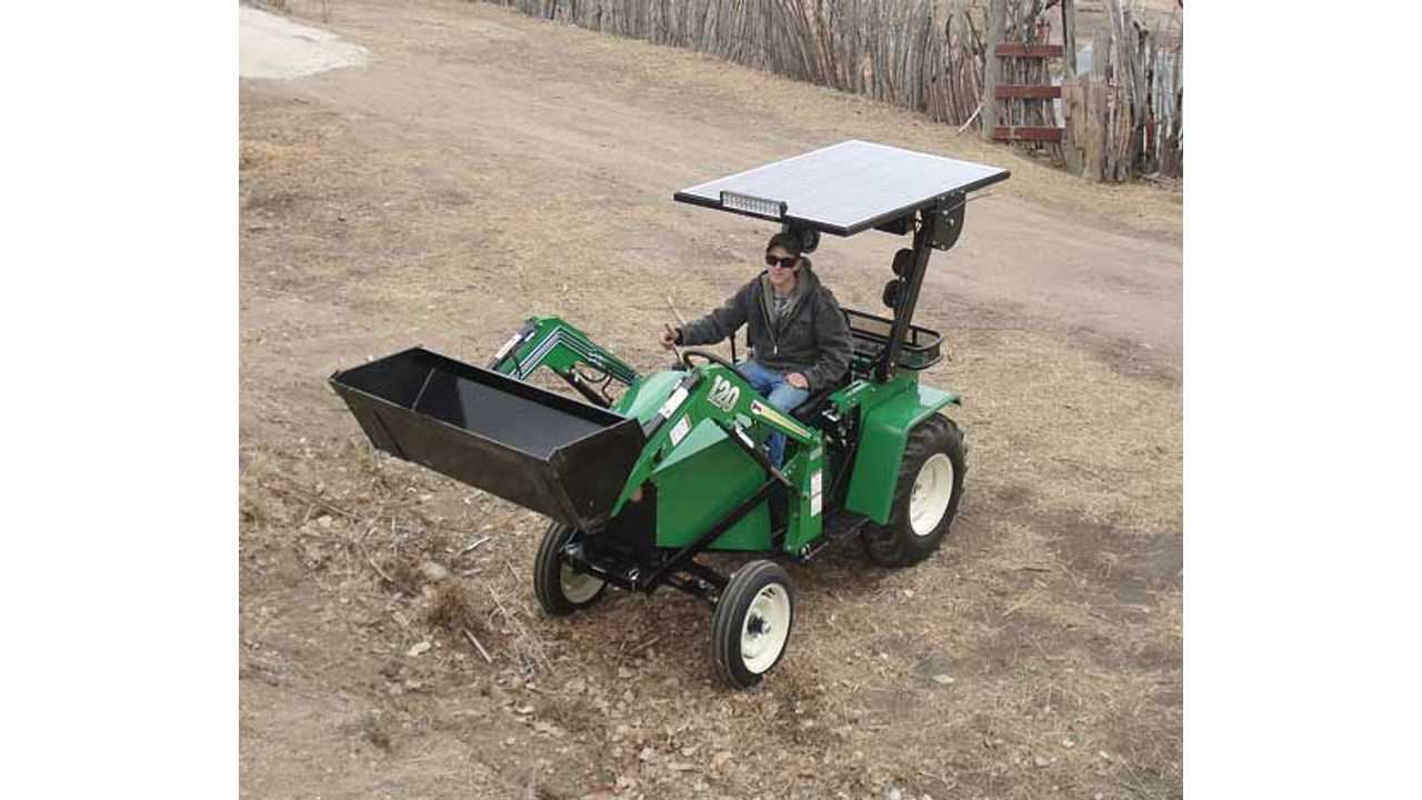 The Electric Farmer: Updated