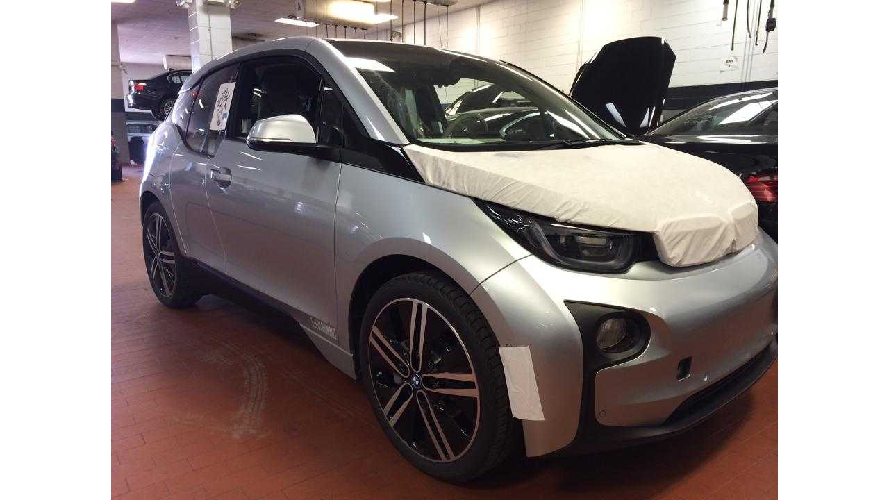 BMW Ups Incentives On i3 - Puts Up To $2,000 On The Hood