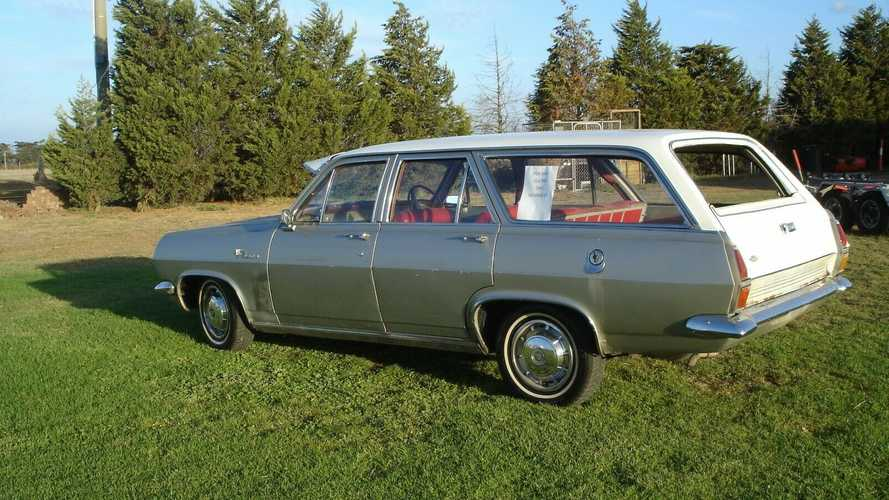 The Station Wagon You Have Never Heard Of: Holden HR