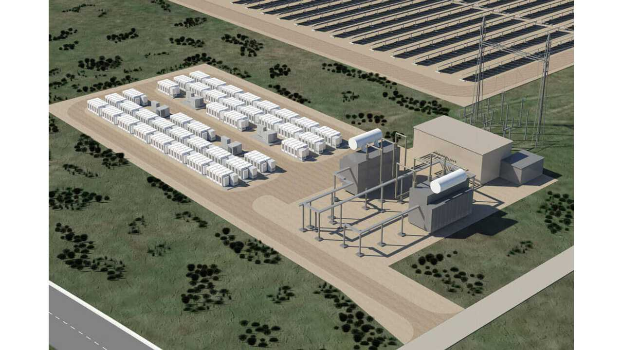 Tesla Lands World's Largest Battery Energy Storage Project - 80 MWh