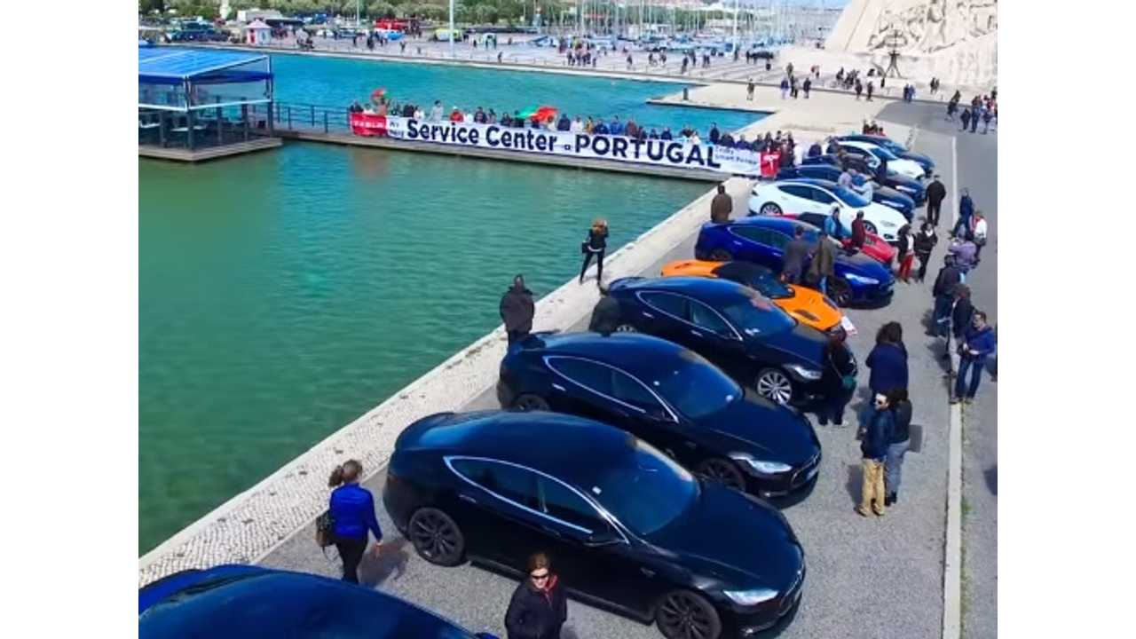 Tesla Meets With Portuguese Government To Discuss Expansion Plans