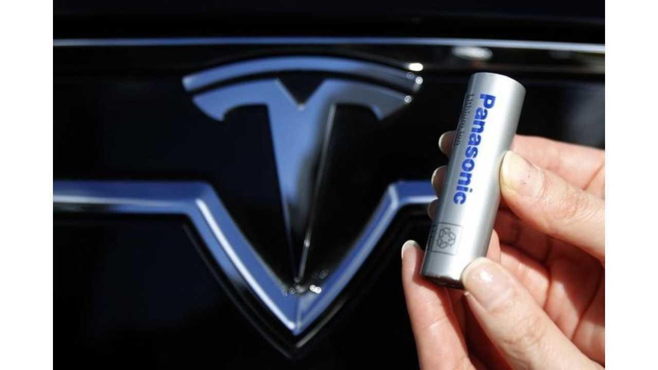 Elon Musk Via Twitter: Panasonic Is Sole Battery Supplier For Model 3, S & X