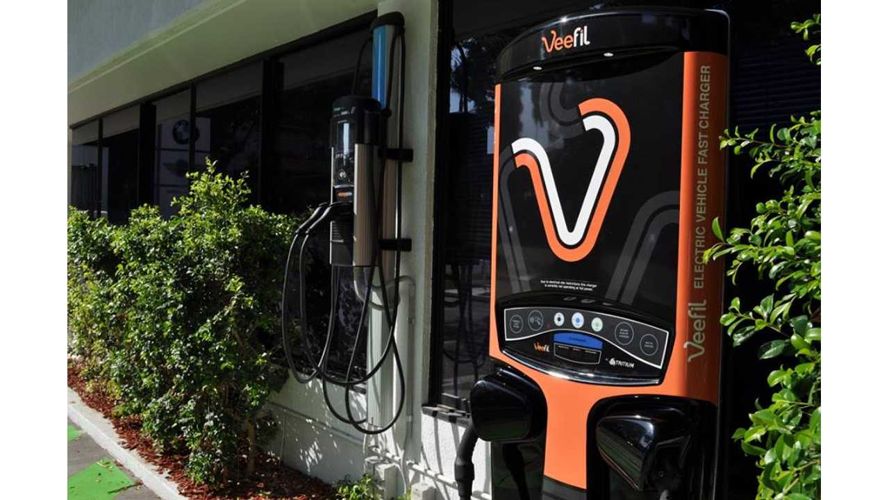 Australian Government Invests In EV Fast Charger Veefil To Accelerate International Expansion