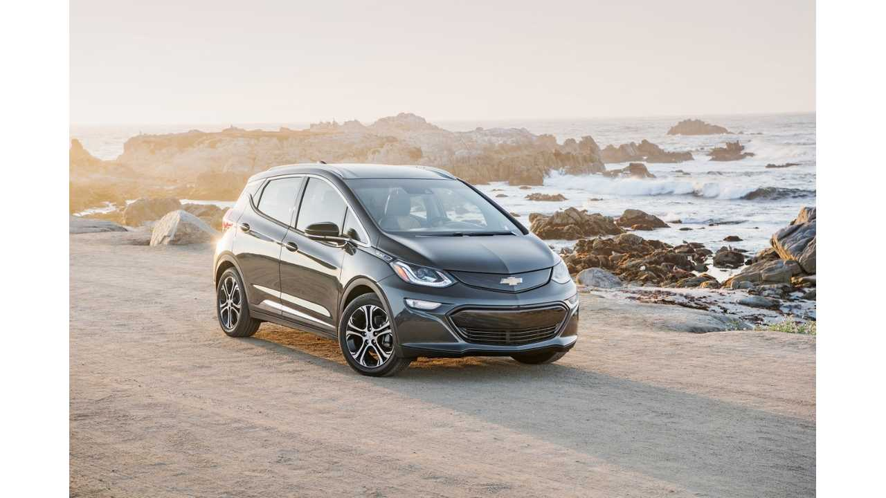 Chevrolet Bolt First Drive Reports: Up To 290 Miles Of Range Within Reach