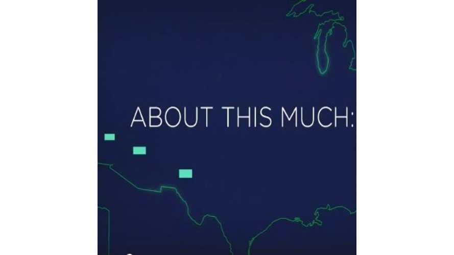 This Is How Much Land It Would Take To Power The Entire U.S. With Solar - Video