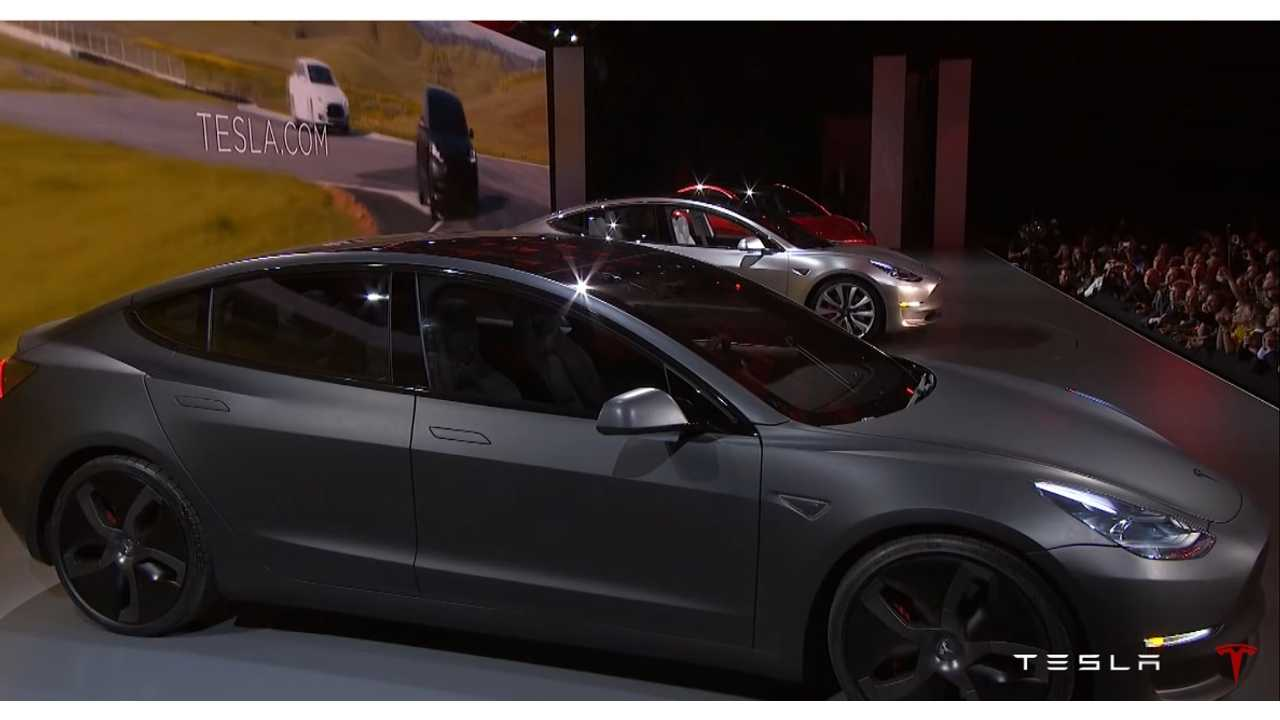 Tesla Website Traffic Through The Roof Following Model 3 Reveal