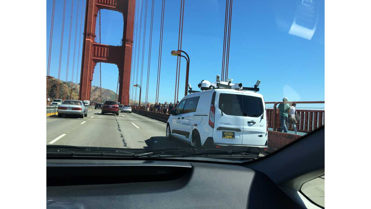 Apple Car Technology Testing Vehicles Have Been Spotted On Numerous Occassions