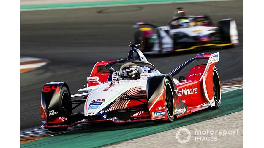 Mahindra Cannot Aim For Anything But Formula E Title