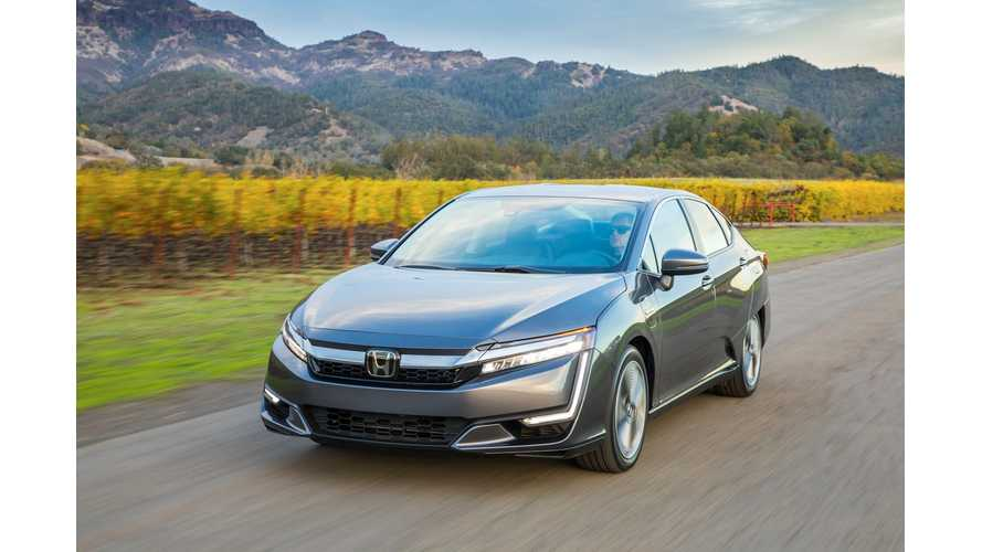 Honda Clarity PHEV Review After One Year Of Ownership