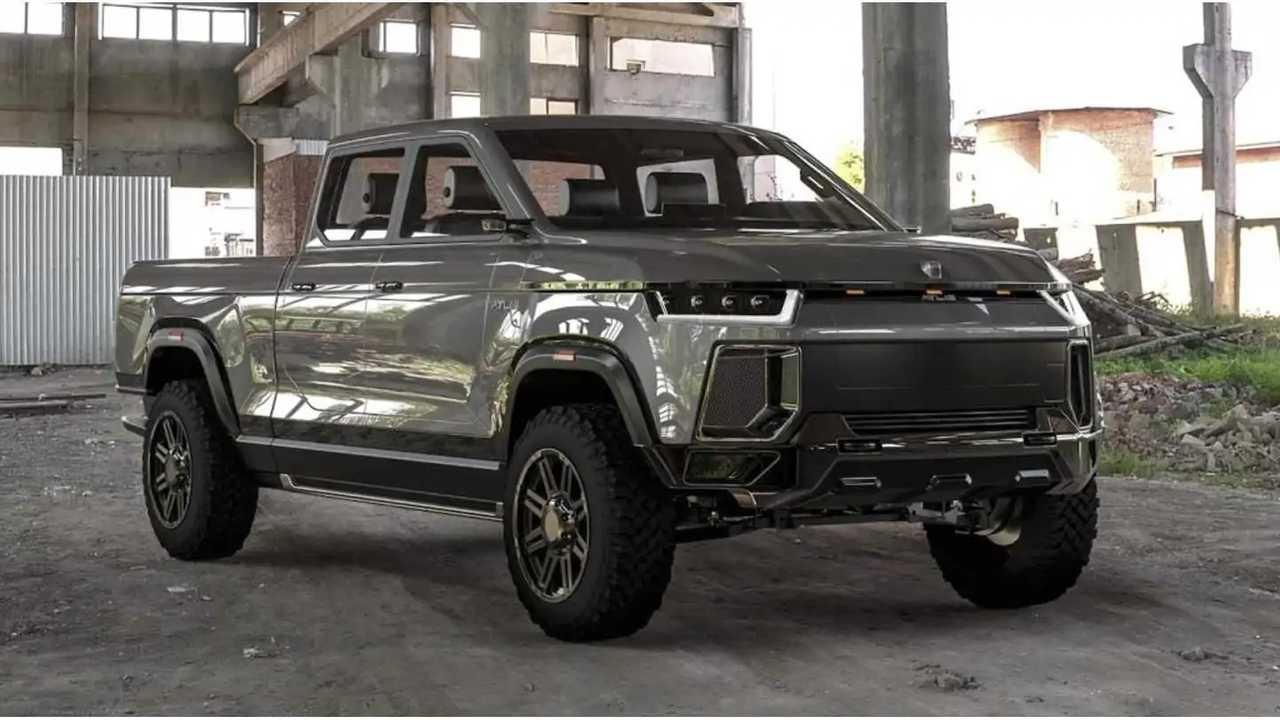 Atlis Xt Electric Pickup Truck Revealed 500 Mile Range Tows 35 000 Pounds