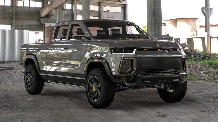 Atlis XT Electric Pickup Truck Revealed: 500-Mile Range, Tows 35,000 Pounds