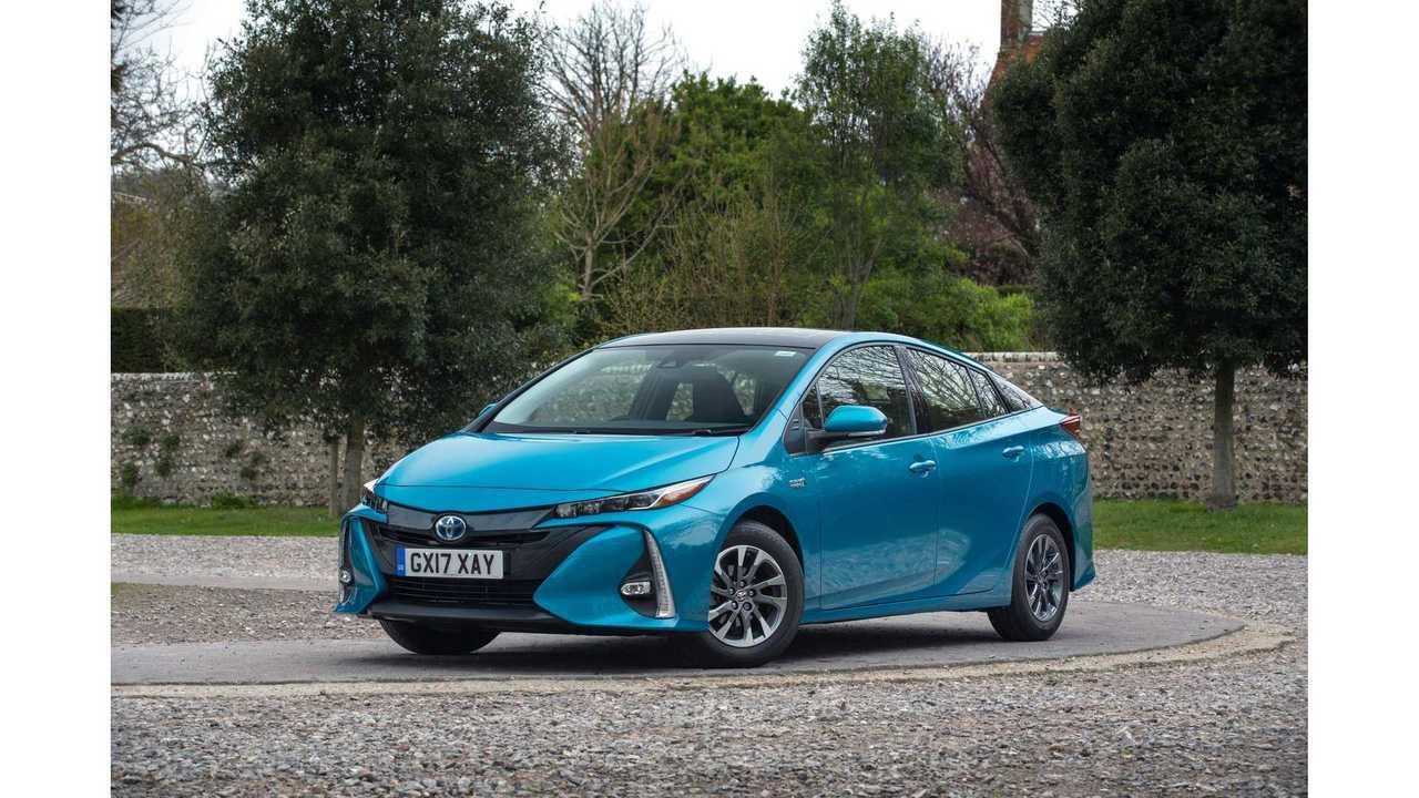 Toyota Prius Prime Was U.S.' #1 Selling Plug-In Hybrid In 2018
