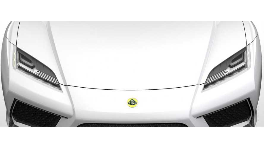 Lotus Announces Future 1,000 HP Electric Hypercar