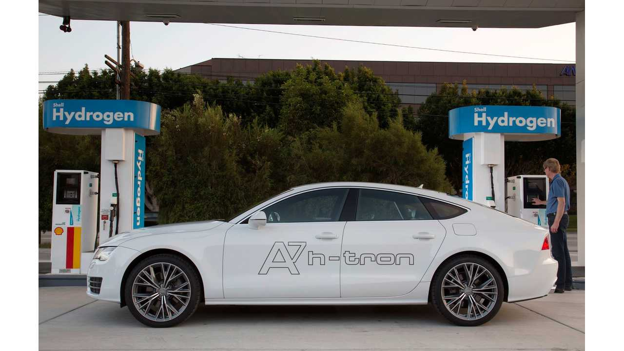 Volkswagen Group Buys Ballard Fuel Cell Patents For $80 Million