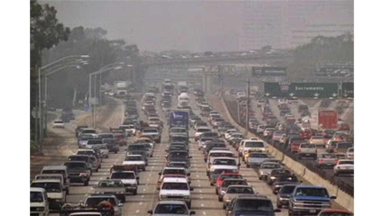 California Senators Want Biden To Ban Gas-Powered Car Sales