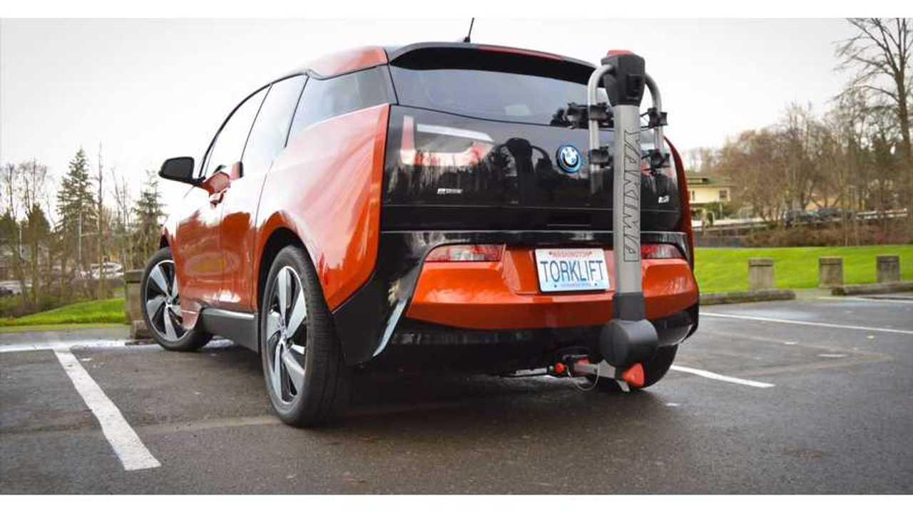 BMW i3 - Ecohitch - 2