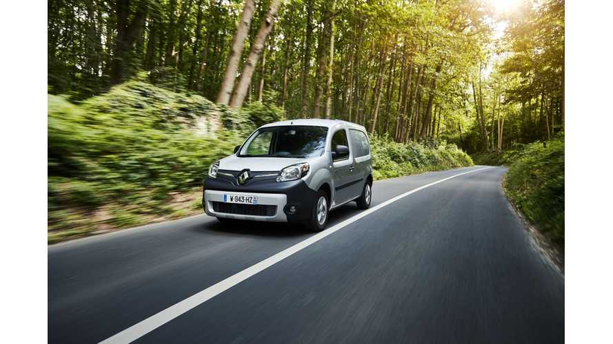 Renault Increased Electric Car Sales In September By 41%
