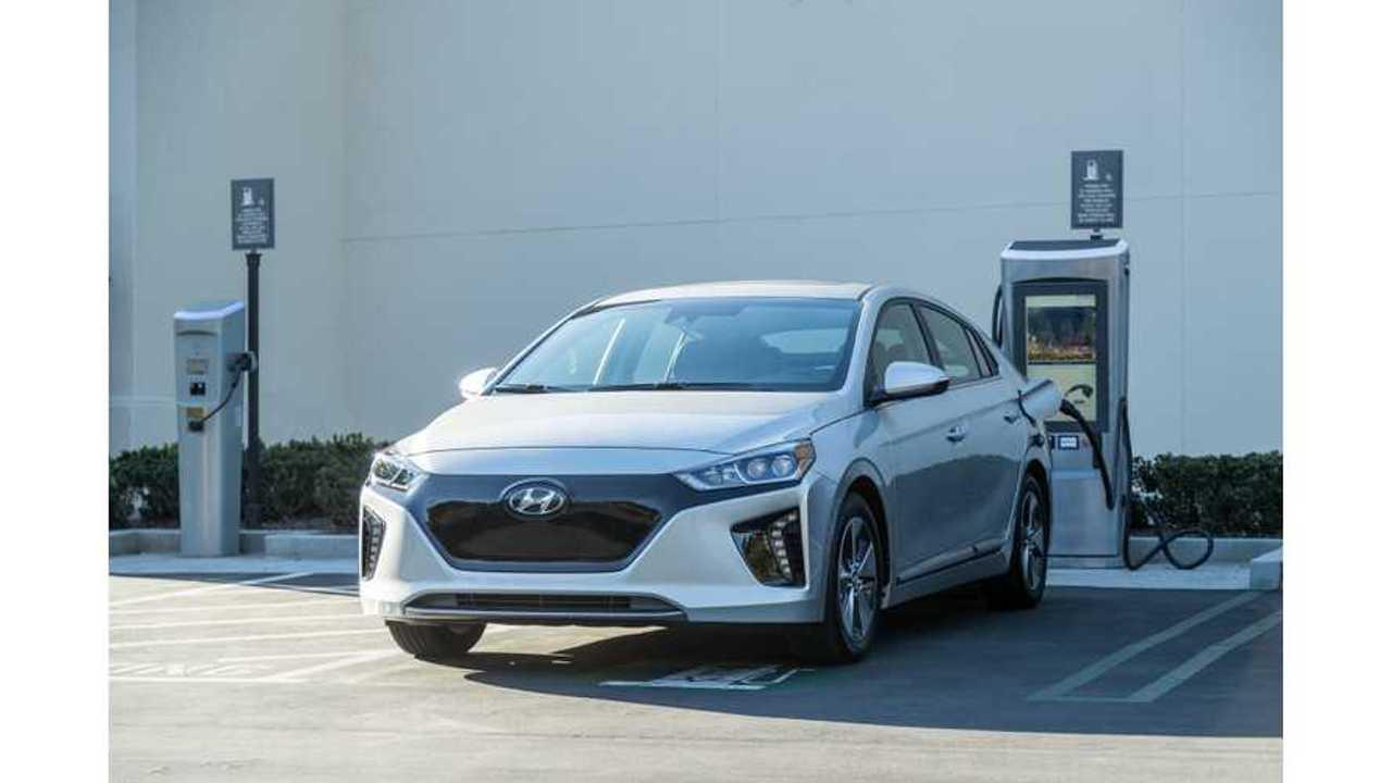 Nissan LEAF Goes Head-To-Head Against Hyundai IONIQ Electric