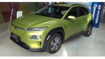See Hyundai Kona Electric In Acid Yellow