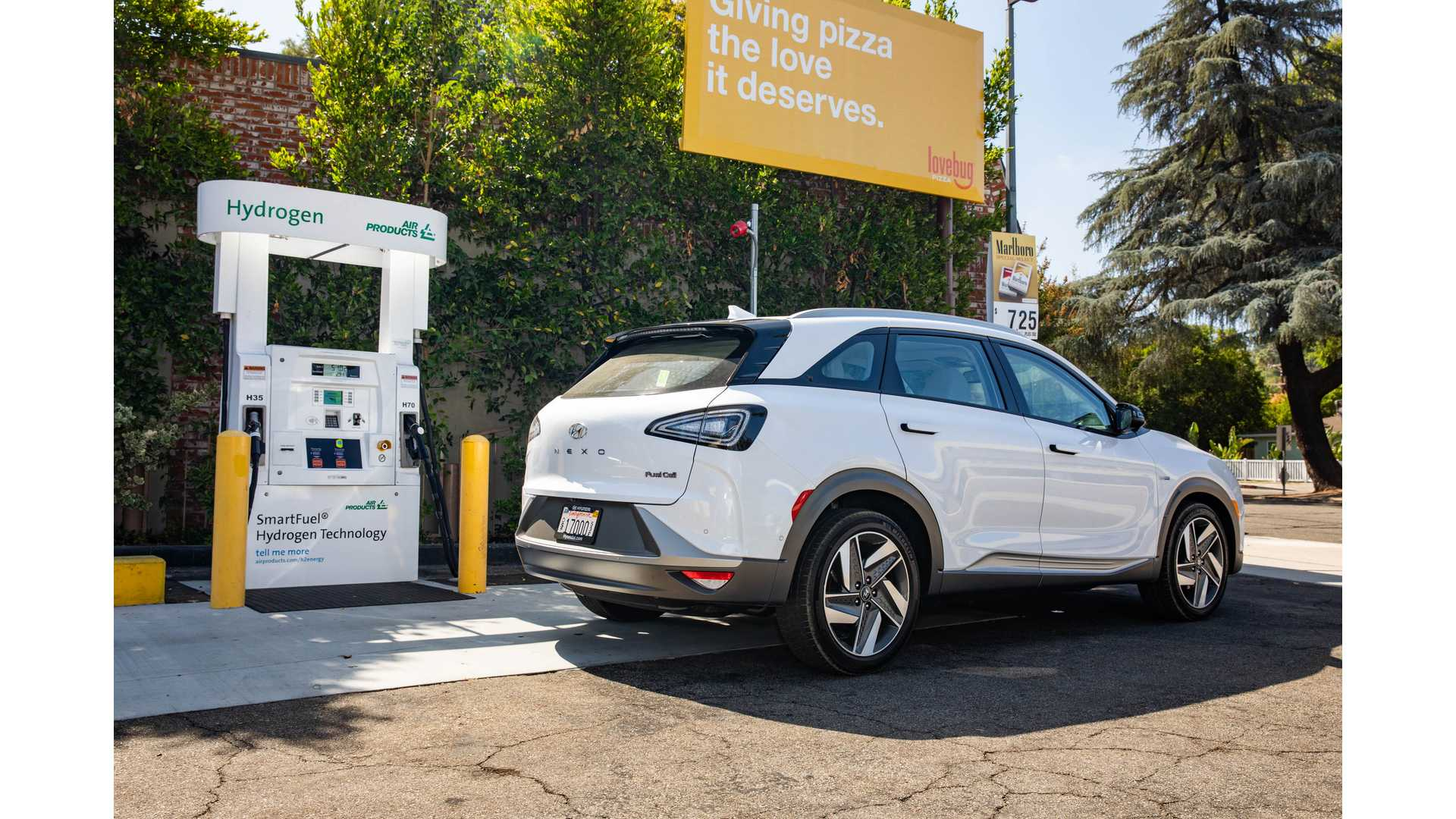 2019 Hyundai Nexo Fuel Cell First Drive